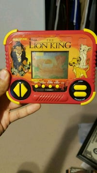 Lion King (1994) Electronic Videogame Ajax, L1T 4Y7