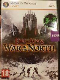 The lord of the rings, war of the north Brevik, 3950