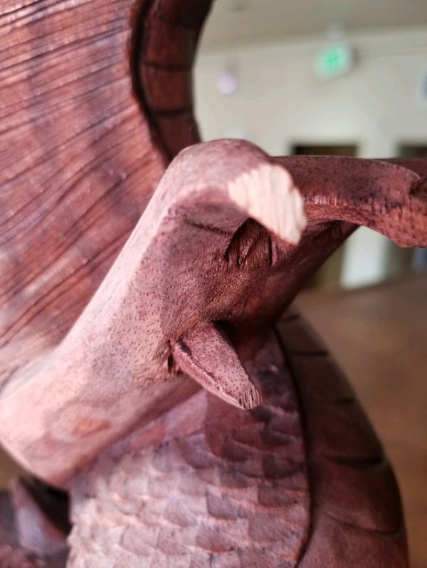 WOODEN DRAGON 1