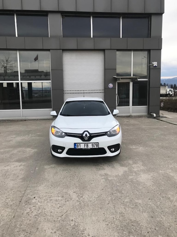 2014 Renault Fluence TOUCH 1.5 DCI 90 BG 0