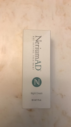 Neriumad age defying treatment night cream 30ml