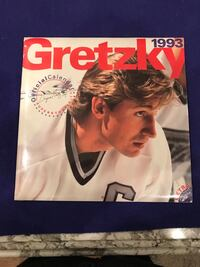 Brand New Still In Store Packaging 1991 Wayne Gretzky Calendar Calgary, T2M 2Z8