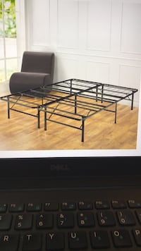 Queen or Full Split Metal Frame Bed, will Deliver ! Annandale