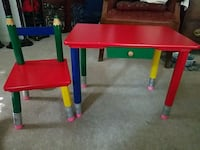 Kids pencil table Vienna, 22180