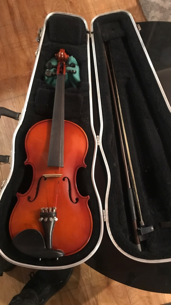 Violin just need new strings