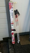Rossignol Fun Girl alpinski 120cm