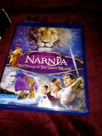 Narnia Blu-Ray Movie Morro Bay, 93442