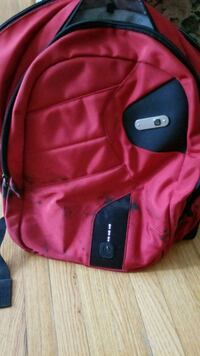 red and black Nike backpack Southfield