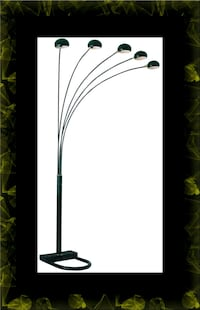 5 arc spider lamp Ashburn
