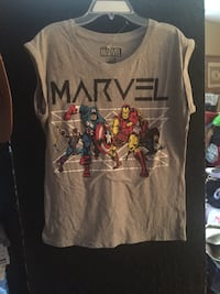 Ladies Marvel T-shirt new with Tags Davie, 33324