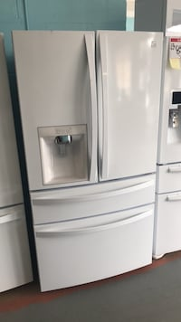 Kenmore French door freezer fridge 90 days warranty Reisterstown, 21136