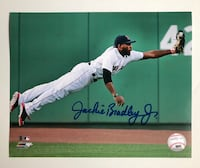 Jackie Bradley Jr. Boston Red Sox Autographed 8x10 Photo w/ COA North Billerica, 01862