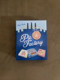 Pie Factory Game