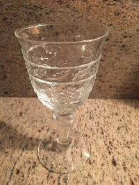 Wine/water glasses Vaughan, L6A 2M6