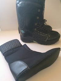 Women's insulating shoes boots size 8