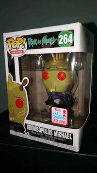 Rick and Morty, Michael Funko pop
