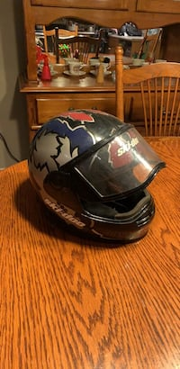 Snowmobile Helmet