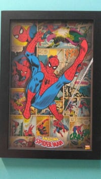11x14 marvel hero picture frame  Knoxville, 37922