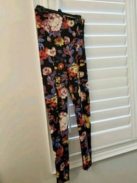 Zara high-waisted leggings size S Vaughan, L4H 3N5