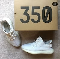 """Cream"" Yeezy 350 Boost Winnipeg, R3P 1K9"