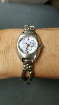stainless steel l.e.i watch Anderson, 96007