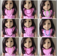 American girl doll necklaces Toronto, M9M 0A4