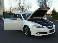 2007 White Acura Sedan TL Helena