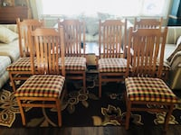 Dining room set in Brand New condition East Meadow, 11554