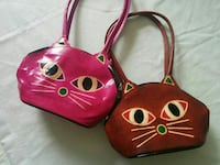 Genuine leather Cat Purses - New Calgary, T2S 2J4