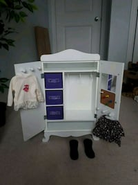 Journey Girl Wooden Armoire Orangeville, L9W 4J9