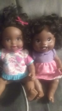 Baby Alive (African American) twins Oklahoma City