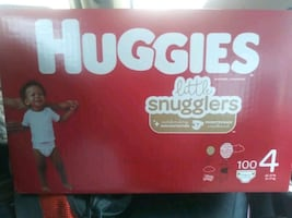 Diapers wipes