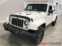 Jeep Wrangler Unlimited 2015 Shelby Township