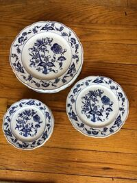 Vintage Blue Danube China Upper Darby, 19082