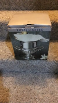 champagne bucket- silver plate-royal limited Silver Spring, 20905