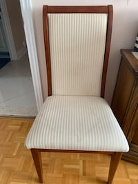 Wood chair  Laval, H7W 4V6