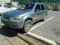 Ford - Escape - 2005 Moundsville, 26041