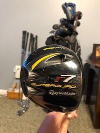 Taylormade R7 Superquad Driver Columbia