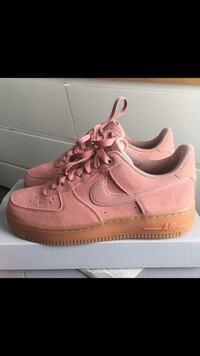 Low Air Force 1s Pink Suede Calgary, T2A 6L3