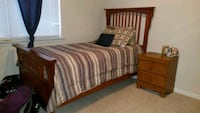 Twin Bedroom Set.  Fairfax, 22030