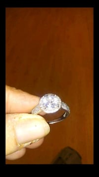 Size 9 engagement ring Taylorsville
