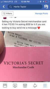 Victoria Secret Lake Dallas, 75065