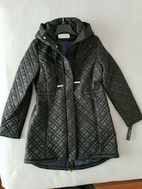 New T Tahari Marykate Quilted Anorak Jacket Toronto, M9N 0A4