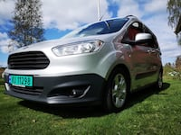 Ford - Transit courier - 2014 Oslo, 0592