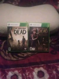 Xbox 360 The walking dead both Lawrenceville