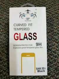 Curved high quality tempered glass  Toronto, M1L 3H2