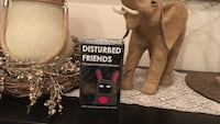 Disturbed Friends Board Game - BRAND NEW (Similar to Cads Against Humanity) Fairfax, 22033