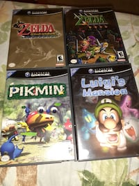 gamecube games $40 EACH ONE  Chicago, 60659
