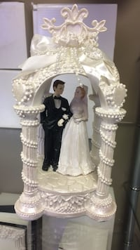 couple cake toppers Edmonton, T5V