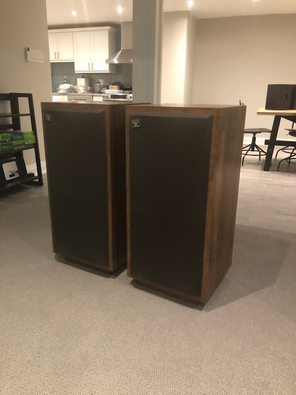 Classic Cerwin Vega d-7 speakers 2